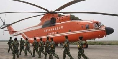 什么样的直升机可以吊起一千吨的东西?
