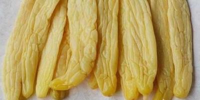 农村种植的黄瓜吃不完,如何腌制黄瓜干呢?需要用热水烫一下吗?