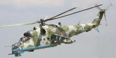 mi24武装直升机上边的那两个像眼睛一样的圆罩子是什么玩意?