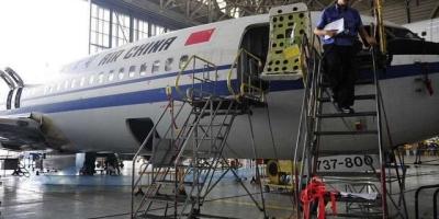 空军后勤部修飞机的好留在部队吗?