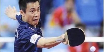 乒乓球实战中,如何对付那种站着不动就推挡的老年人高手?