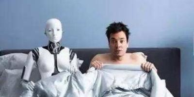 """现在人工智能发展的很快,甚至出现了很优秀的美女机器人,你会和机器人""""结婚""""吗?"""