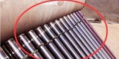 如何清洗太阳能真空管?你是怎么清理的?