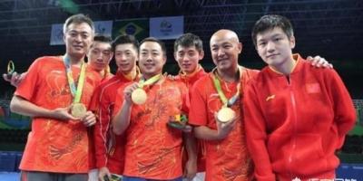 乒乓男单可能在东京奥运会丢金吗?金牌最有可能落入谁手?