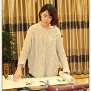 """颜值超高的""""当世女赵孟頫"""",杨芸熙为何从不参加书法比赛?"""