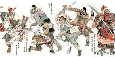 水浒传,林冲vs杨志那场战斗继续打下去会怎么样?