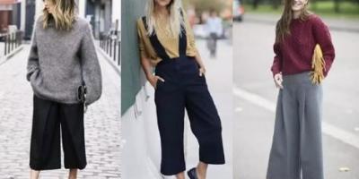 35岁的女性适合穿什么款式的裤子?