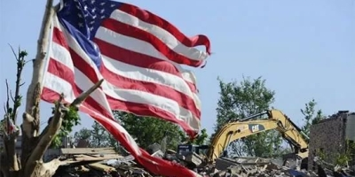 如果美国衰败了,被他欺负的国家会回来复仇吗?