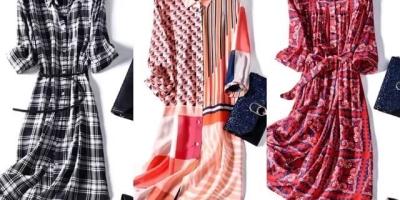 什么款式的衬衫裙值得买?