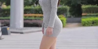 胖胖的女孩子就不能穿短裙了吗?也不是很短就是到膝盖那里,怎么穿好看?