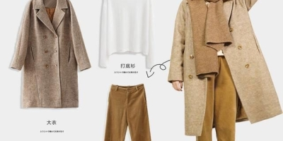 毛呢大衣版型太多,如何穿出适合自己的风格?