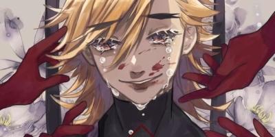 """如何解析动漫《鬼灭之刃》中带有悲剧性的角色""""童磨""""?"""