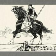 赵云,张飞,关羽,马超,黄忠谁的武功最厉害,为什么?