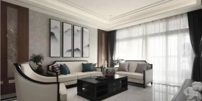房子想要装修成新中式风格,有哪些装修效果图可以推荐?