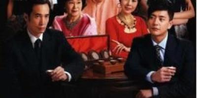 你觉得哪部香港影视剧最经典?