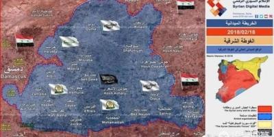 现在叙利亚东古塔的战场上谁最危险?