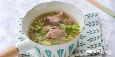 牛肉汤的正宗做法及配方是什么?有哪些美味的做法?