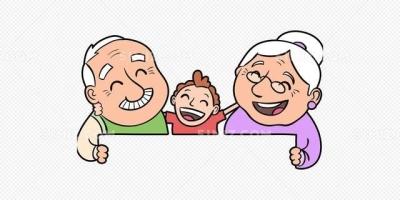孙子和外孙就是不一样吗?