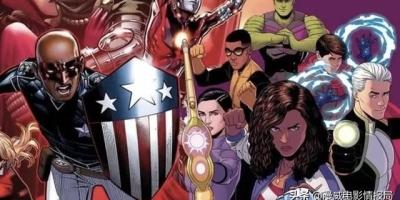 """有人可以介绍一下""""少年复仇者联盟""""成员的超能力吗,在漫画中他们的表现如何?"""