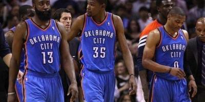 如果雷霆三少不解体,NBA是什么格局呢?