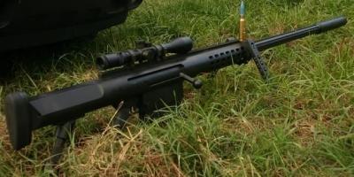 最远射程的狙击步枪是哪个国家生产的?