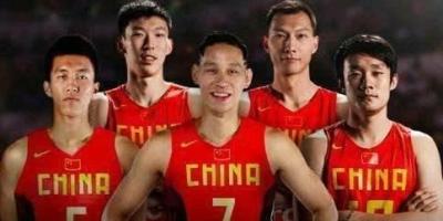 巅峰姚明+巅峰林书豪+巅峰易建联+尼克杨詹姆斯能打到季后赛吗?