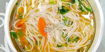 在家怎么做蔬菜汤面最好吃?