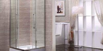卫生间装修用玻璃房还是浴帘?