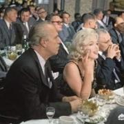 赫鲁晓夫为什么一定要和玛丽莲梦露吃午餐?