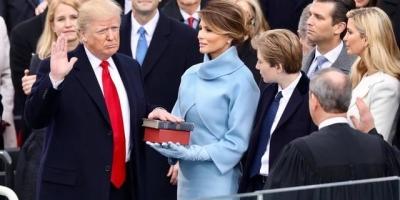 美国当初为什么提特朗普当总统?