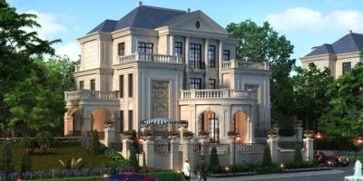 一家三口的你愿意住三层别墅还是四室两厅的居室?