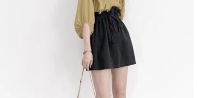 既不喜欢穿连衣裙,又不想穿长裤,有适合的穿搭推荐吗?