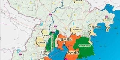 青岛西海岸是怎样的规划?