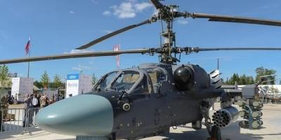 俄罗斯卡-52舰载直升机有多厉害?