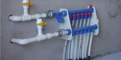地暖气回水管没有温度是什么原因,进水管温度还可以?气也放了,水也抽了没有效果?