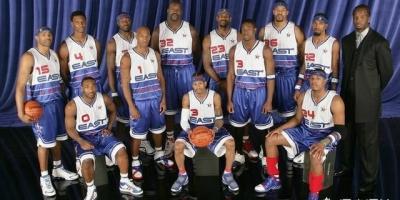 NBA入选十次以上全明星的超级巨星都有谁?