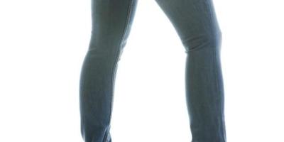 女生穿牛仔裤好看是怎样一种体验?