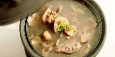 湖北的藕汤为什么比别的地方都要好喝?