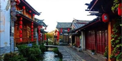 陕西的古镇有哪些?