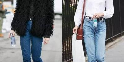 本人女大学生,有较多的牛仔裤,可是却不会搭配,该如何搭配?
