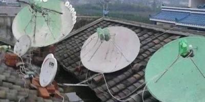 """为什么不让农村老百姓看""""卫星锅""""了?"""