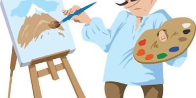 画家如何做到在绘画之前将画面存储于脑海中,然后完成艺术创作?