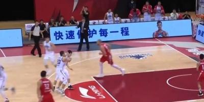 比赛中西热直接推倒刘育辰,这是为什么?当时发生了什么?