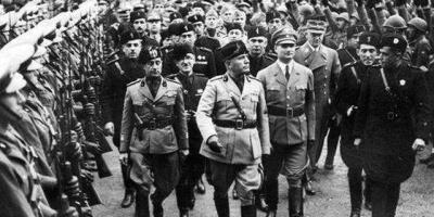 意大利在二战时怎么拖了德国的后腿?这是一个怎么样的民族?