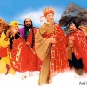 西游记中的斗战胜佛在佛界是什么地位?