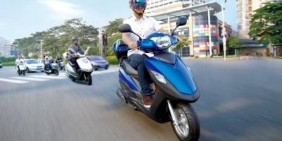 想买个踏板,城市里上下班用,刚考了摩托车d证,要不要带abs