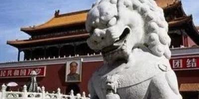 中国摆放石狮子有什么讲究?