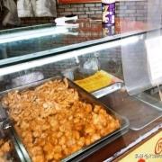 街边小摊,炸鸡架骨15块钱一斤再送半斤,这个到底是什么肉?