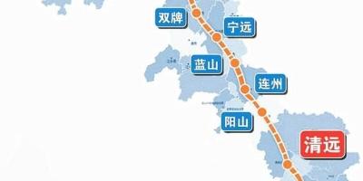 为何广清永高铁受到沿线地区的争取?