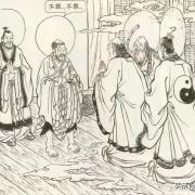 《封神演义》中,鸿钧老祖对西方教的10个字评价,究竟是称赞还是反语?